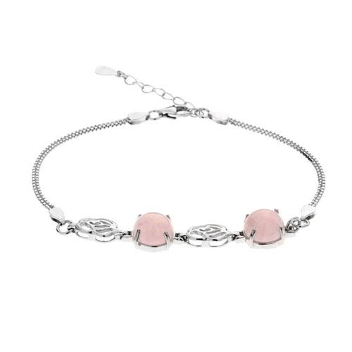 bracelet femme argent cristal 9500158