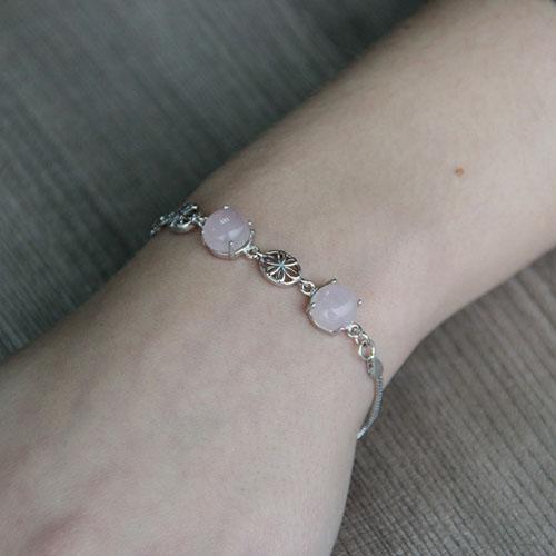 bracelet femme argent cristal 9500159 pic4