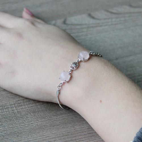 bracelet femme argent cristal 9500159 pic5