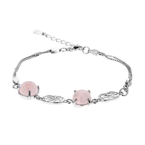 bracelet femme argent cristal 9500160