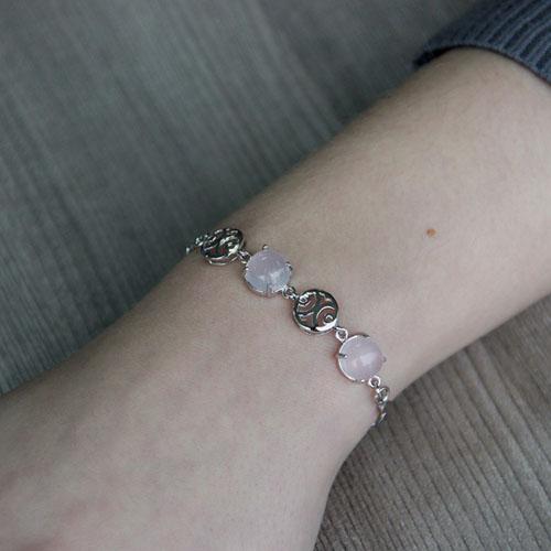 bracelet femme argent cristal 9500161 pic4