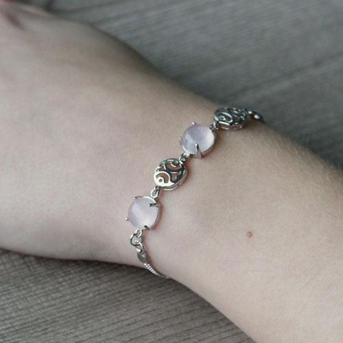bracelet femme argent cristal 9500161 pic5