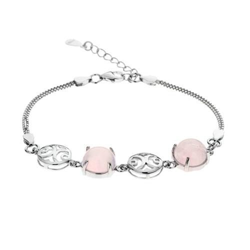 bracelet femme argent cristal 9500161