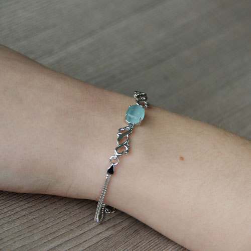 bracelet femme argent diamant 9500131 pic4