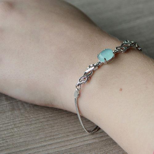 bracelet femme argent diamant 9500131 pic5