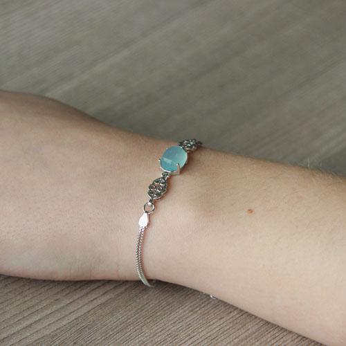 bracelet femme argent diamant 9500132 pic6