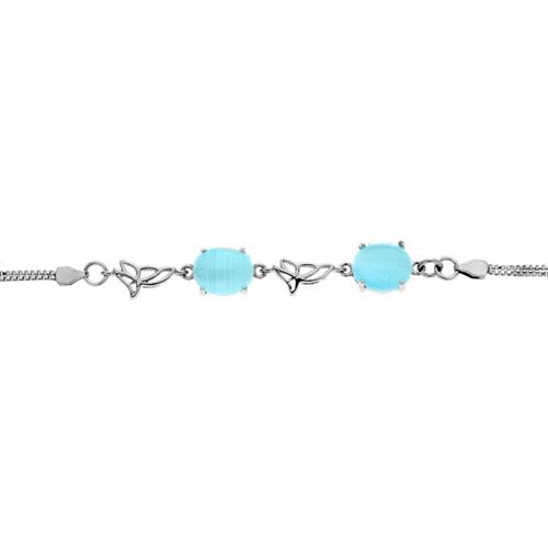 bracelet femme argent diamant 9500133 pic2
