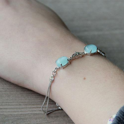 bracelet femme argent diamant 9500133 pic5