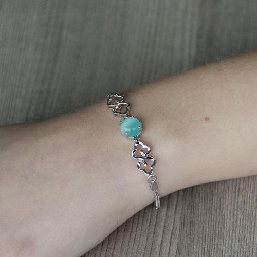 bracelet femme argent diamant 9500134 pic4