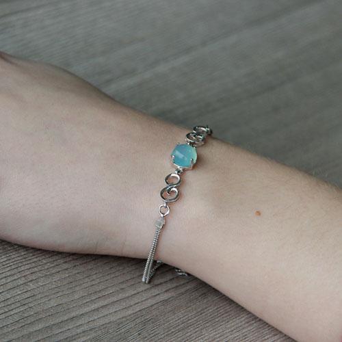 bracelet femme argent diamant 9500135 pic4