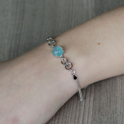 bracelet femme argent diamant 9500135 pic5