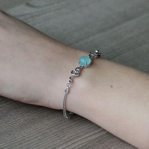 bracelet femme argent diamant 9500136 pic4