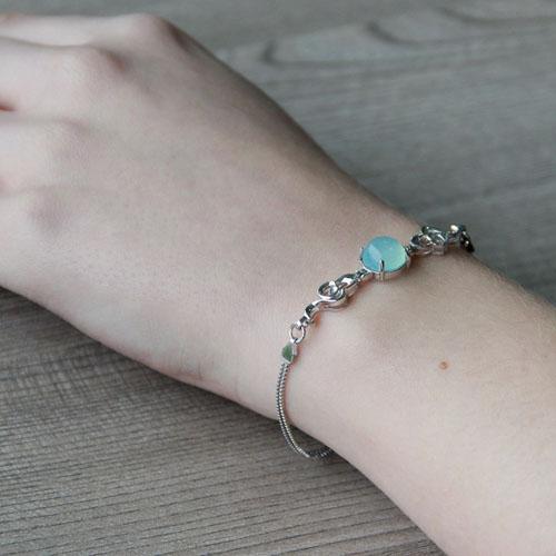 bracelet femme argent diamant 9500136 pic5