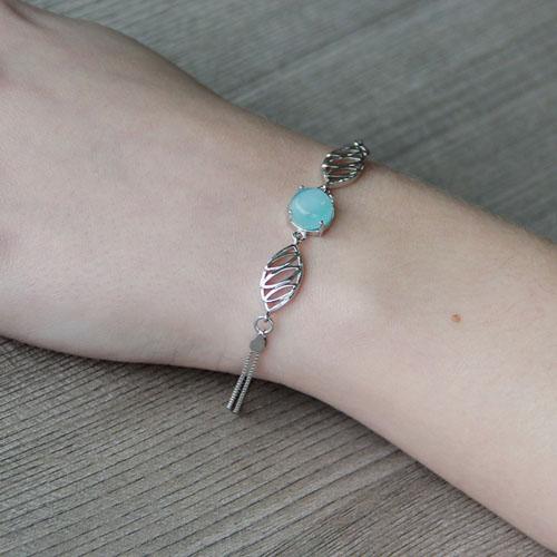 bracelet femme argent diamant 9500137 pic4
