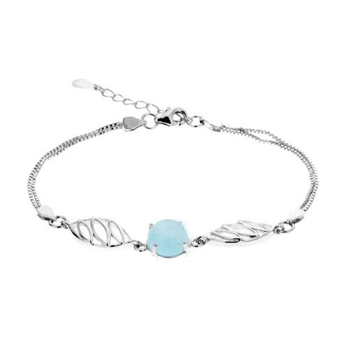 bracelet femme argent diamant 9500137