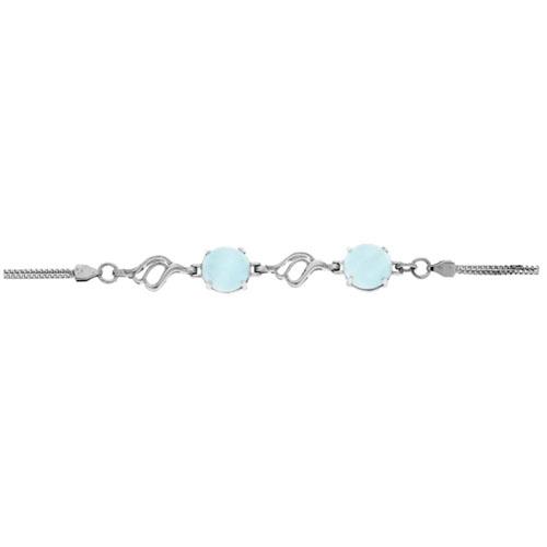 bracelet femme argent diamant 9500138 pic2