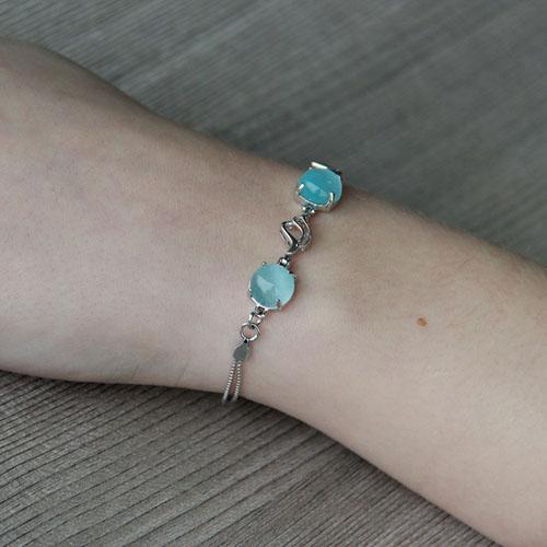 bracelet femme argent diamant 9500138 pic4
