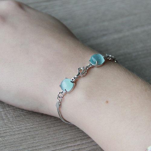 bracelet femme argent diamant 9500138 pic5