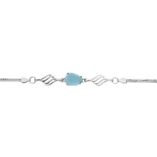 bracelet femme argent diamant 9500139 pic2