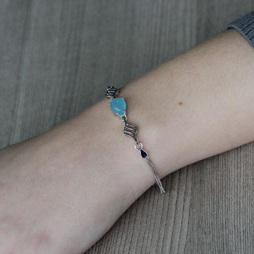 bracelet femme argent diamant 9500139 pic4