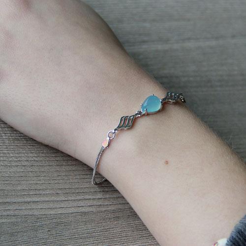 bracelet femme argent diamant 9500139 pic5