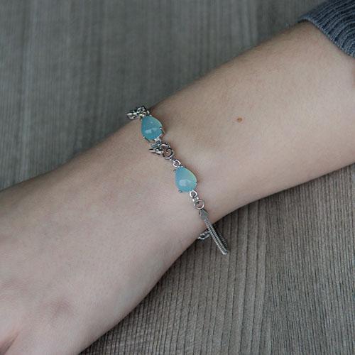 bracelet femme argent diamant 9500140 pic4