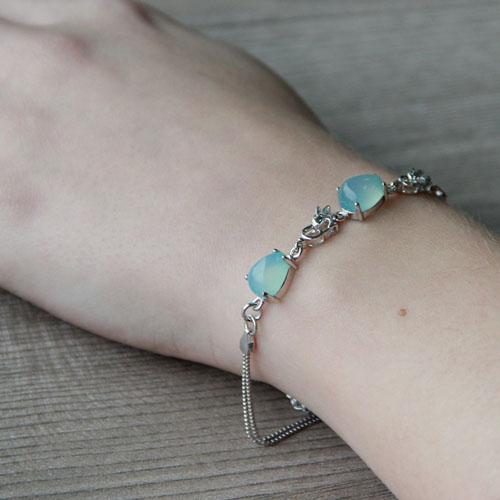 bracelet femme argent diamant 9500140 pic5