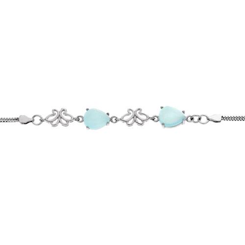 bracelet femme argent diamant 9500142 pic2