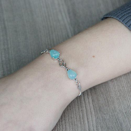 bracelet femme argent diamant 9500143 pic5