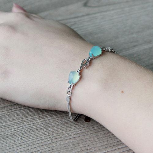 bracelet femme argent diamant 9500144 pic4