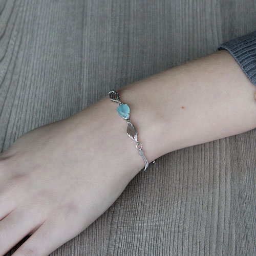 bracelet femme argent diamant 9500145 pic4