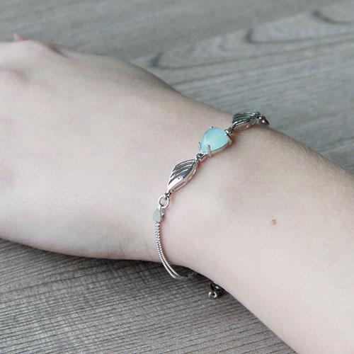 bracelet femme argent diamant 9500145 pic5
