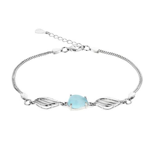 bracelet femme argent diamant 9500145