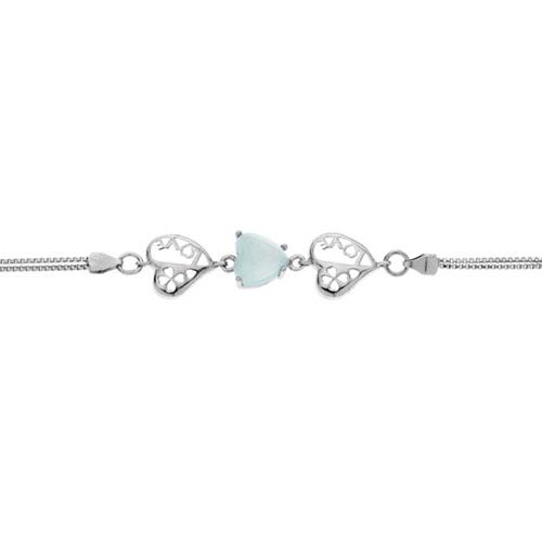 bracelet femme argent diamant 9500162 pic2