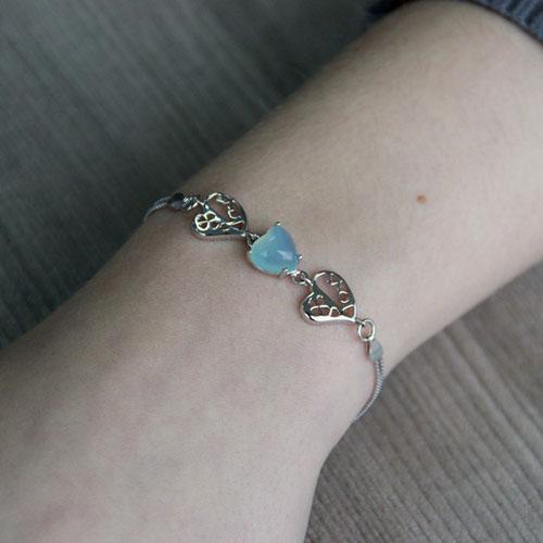 bracelet femme argent diamant 9500162 pic4