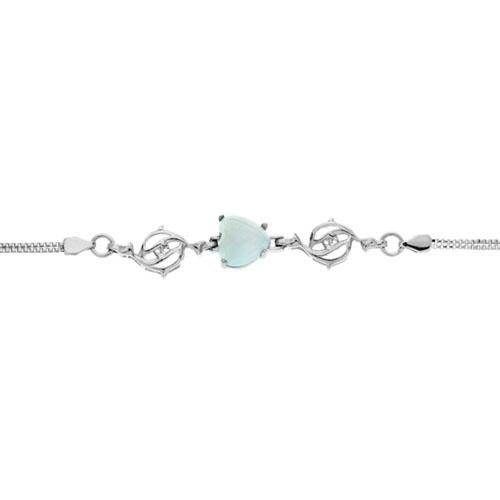 bracelet femme argent diamant 9500163 pic2