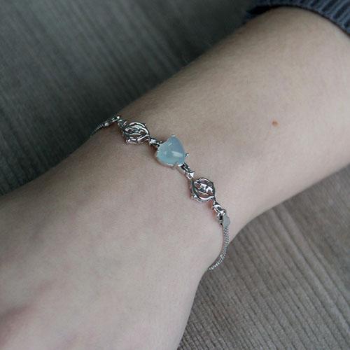 bracelet femme argent diamant 9500163 pic4