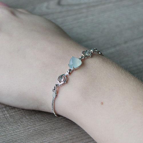 bracelet femme argent diamant 9500163 pic5