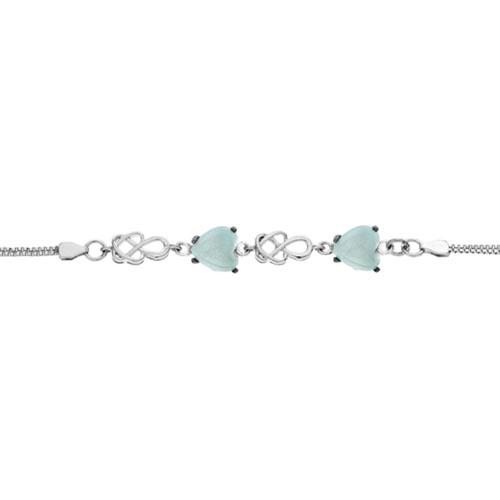bracelet femme argent diamant 9500164 pic2