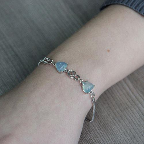 bracelet femme argent diamant 9500164 pic4