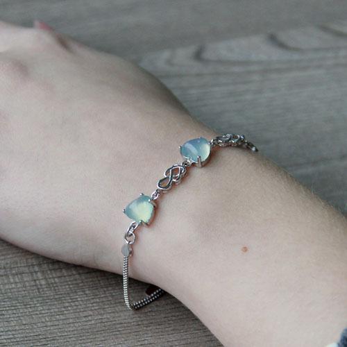 bracelet femme argent diamant 9500164 pic5
