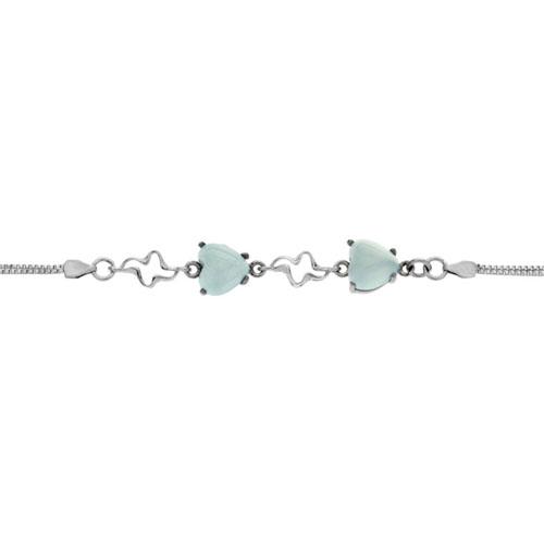bracelet femme argent diamant 9500165 pic2