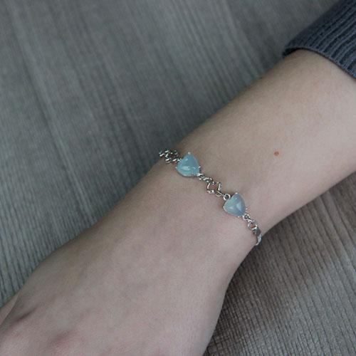 bracelet femme argent diamant 9500165 pic4