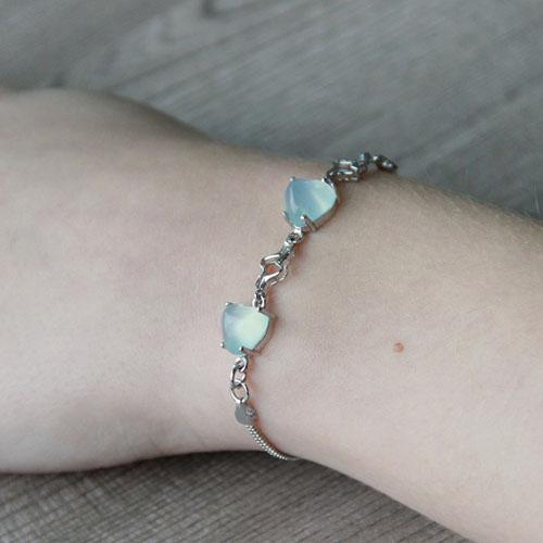 bracelet femme argent diamant 9500165 pic5