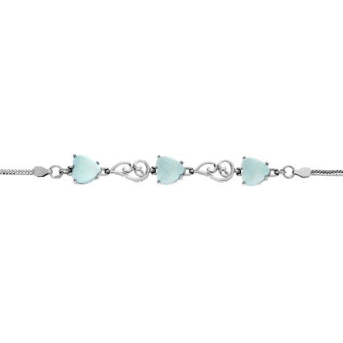 bracelet femme argent diamant 9500166 pic2