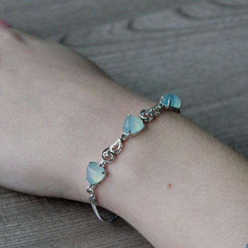 bracelet femme argent diamant 9500166 pic4