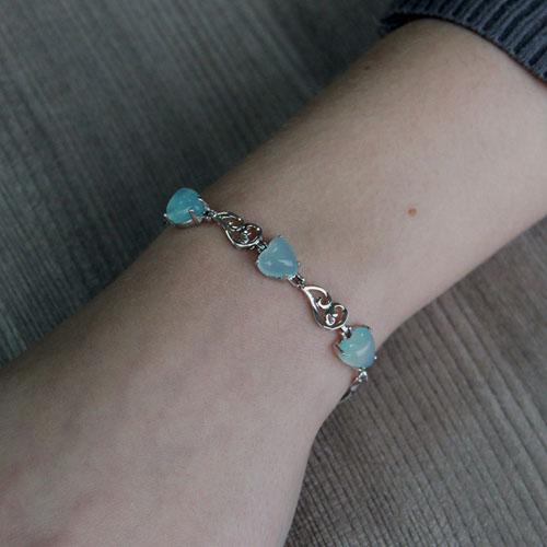 bracelet femme argent diamant 9500166 pic5