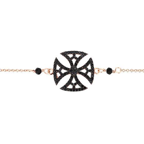 bracelet femme argent zirconium 9500003 pic2