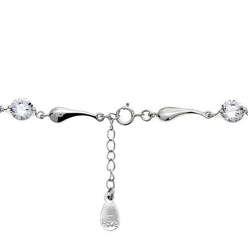 bracelet femme argent zirconium 9500037 pic3