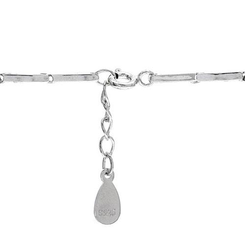 bracelet femme argent zirconium 9500044 pic3